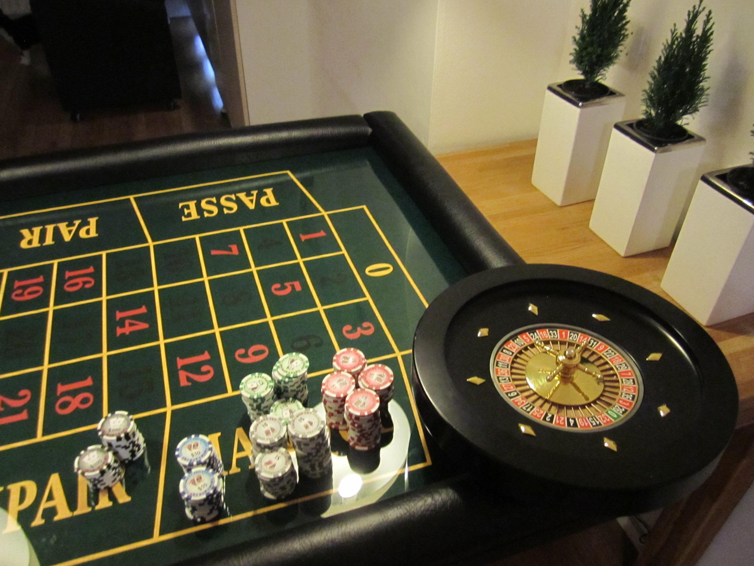 Roulette Tafel Te Koop.Roulette Tafel Huren Slechts 60 Euro Per Week
