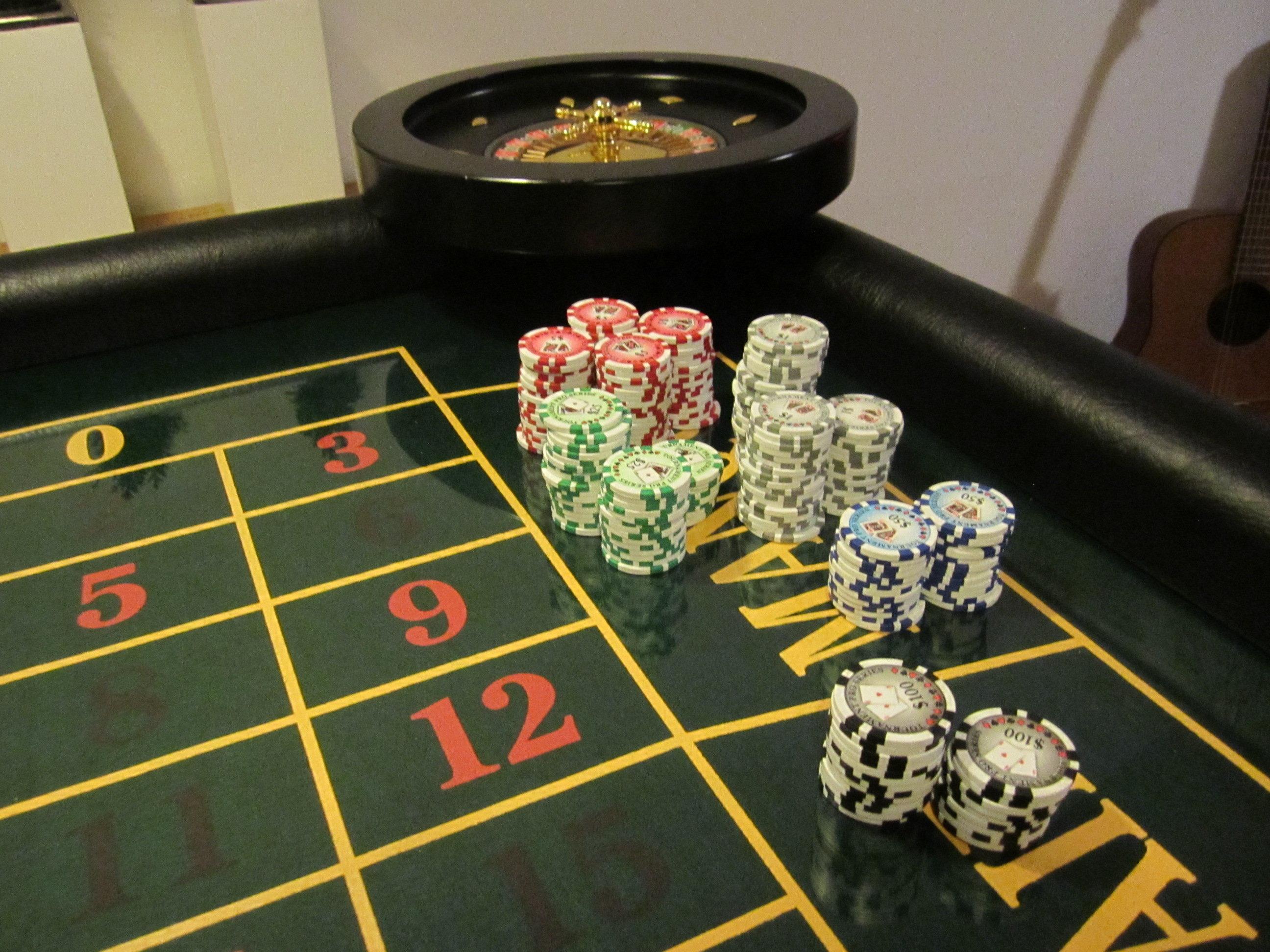 Roulette Tafel Kopen : Roulette tafel huren arnhem
